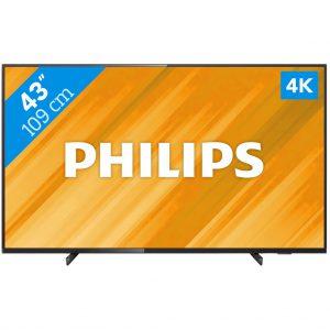 Goedkope Philips 43PUS6704 - Ambilight televisie kopen